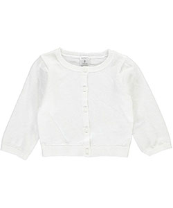 "Carter's Baby Girls' ""Soft Knit"" Cardigan - CookiesKids.com"