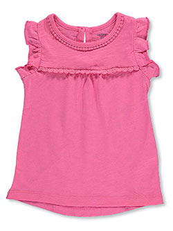 "Carter's Baby Girls' ""Floral Empire"" Top - CookiesKids.com"