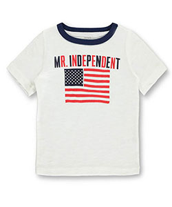 "Carter's Baby Boys' ""Mr. Independent"" T-Shirt - CookiesKids.com"