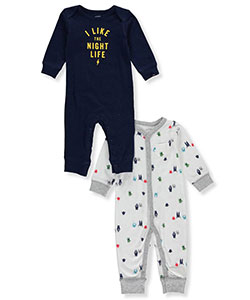 Carter's Baby Boys' 2-Pack Coveralls - CookiesKids.com