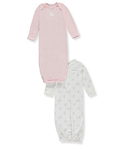 Carter's Baby Girls' 2-Pack Gowns - CookiesKids.com