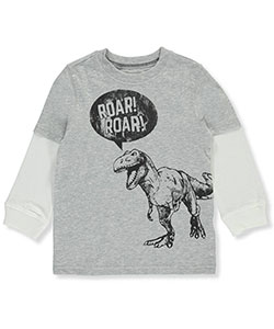 Carter's Little Boys' Toddler L/S T-Shirt (Sizes 2T – 4T) - CookiesKids.com