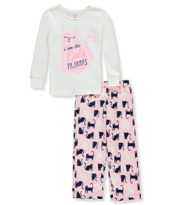 Carter's Little Girls' Toddler 2-Piece Pajamas (Sizes 2T – 4T) - CookiesKids.com