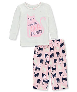 Carter's Baby Girls' 2-Piece Pajamas - CookiesKids.com