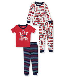 Carter's Baby Boys' 4-Piece Sleep Set - CookiesKids.com