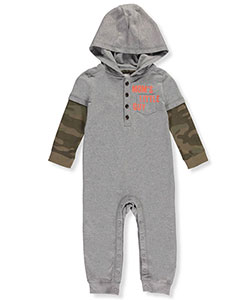 Carter's Baby Boys' French Terry Coverall - CookiesKids.com