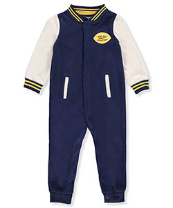 Carter's Baby Boys' Fleece Coverall - CookiesKids.com