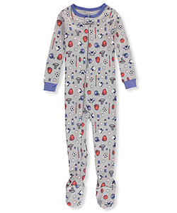 Carter's Little Boys' Toddler Footed Coverall (Sizes 2T – 5T) - CookiesKids.com