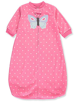 Carter's Baby Girls' Microfleece Sleepbag - CookiesKids.com