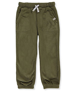 Carter's Little Boys' Toddler Microfleece Joggers (Sizes 2T – 4T) - CookiesKids.com