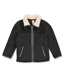 Carter's Little Boys' Microleece Jacket (Sizes 4 – 7) - CookiesKids.com