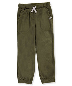 Carter's Little Boys' Microfleece Joggers (Sizes 4 – 7) - CookiesKids.com