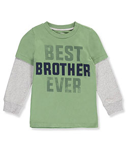 Carter's Little Boys' Slider Shirt (Sizes 4 – 7) - CookiesKids.com