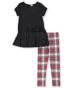 Carter's Little Girls' Toddler 2-Piece Outfit (Sizes 2T – 4T) - CookiesKids.com