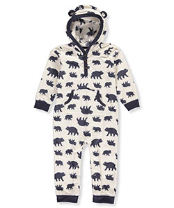 Carter's Baby Boys' Hooded Coverall - CookiesKids.com