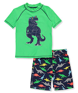 Carter's Boys' 2-Piece Swim Set - CookiesKids.com