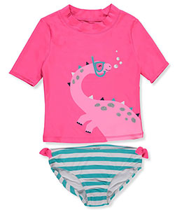 Carter's Girls' 2-Piece Swim Set - CookiesKids.com