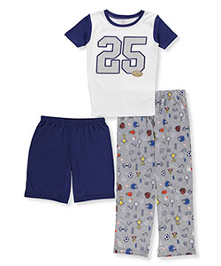 Carter's Boys' 3-Piece Pajamas - CookiesKids.com
