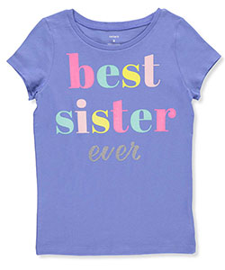 Carter's Girls' T-Shirt - CookiesKids.com