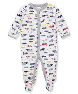 Carter's Baby Boys' Footed Coveralls - CookiesKids.com