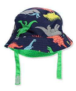 Carter's Baby Boys' Reversible Bucket Hat - CookiesKids.com