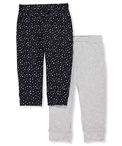 Carter's Baby Girls' 2-Pack Joggers - CookiesKids.com