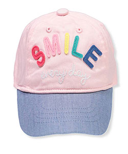 Carter's Baby Girls' Baseball Cap - CookiesKids.com