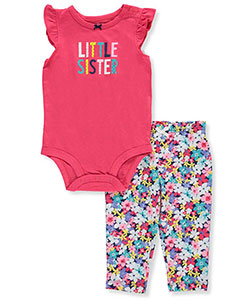 Carter's Baby Girls' 2-Piece Outfit - CookiesKids.com