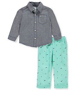 Carter's Baby Boys' 2-Piece Outfit - CookiesKids.com