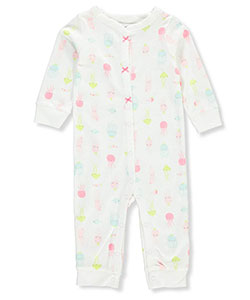 Carter's Baby Girls' Coverall - CookiesKids.com