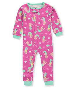 Carter's Baby Girls' 1-Piece Pajamas - CookiesKids.com