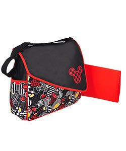Mickey Mouse Large Diaper Messenger Bag - CookiesKids.com