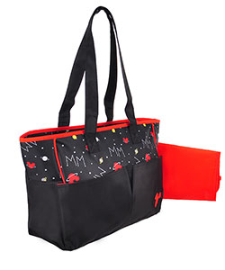 Mickey Mouse Large Diaper Tote Bag - CookiesKids.com