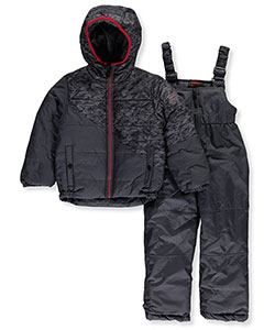 Hawke & Co. Little Boys' Toddler 2-Piece Snowsuit (Sizes 2T – 4T) - CookiesKids.com