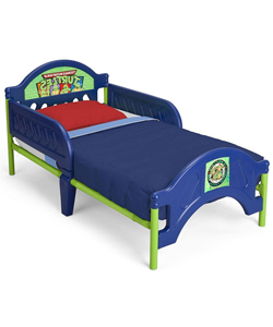 Teenage Mutant Ninja Turtles Toddler Bed - CookiesKids.com