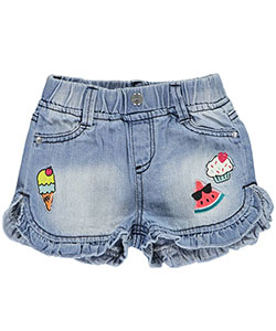 "Bebe Baby Girls' ""Cool Treats"" Shorts - CookiesKids.com"