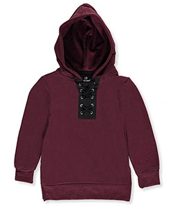 Dollhouse Little Girls' French Terry Hoodie (Sizes 4 – 6X) - CookiesKids.com