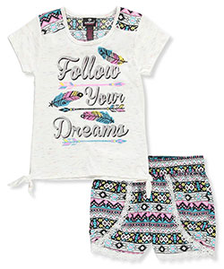 Dollhouse Girls' 2-Piece Outfit - CookiesKids.com