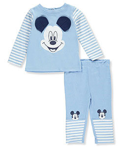 Mickey Mouse Baby Boys' 2-Piece Outfit - CookiesKids.com