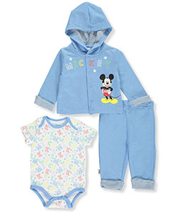 Disney Mickey Mouse Baby Boys' 3-Piece Outfit - CookiesKids.com