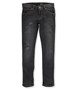 "DKNY Big Boys' ""Greenwich"" Slim Fit Jeans (Sizes 8 – 20) - CookiesKids.com"