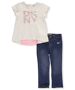 DKNY Baby Girls' 2-Piece Outfit - CookiesKids.com