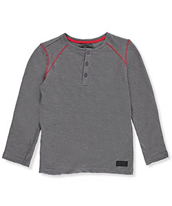 DKNY Big Boys' French Terry Sweatshirt (Sizes 8 – 20) - CookiesKids.com