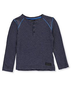 DKNY Little Boys' French Terry Sweatshirt (Sizes 4 – 7) - CookiesKids.com