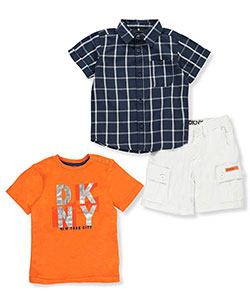 DKNY Baby Boys' 3-Piece Outfit - CookiesKids.com