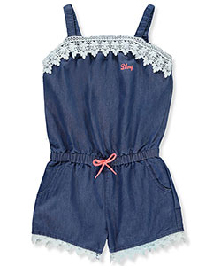 DKNY Girls' Romper - CookiesKids.com