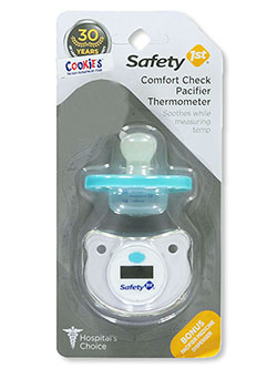 Safety 1st Comfort Check Pacifier Thermometer - CookiesKids.com