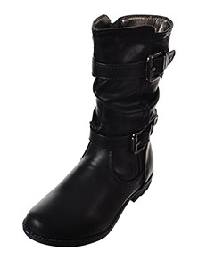 Eddie Marc Girls' Boots (Toddler Sizes 5 – 12) - CookiesKids.com