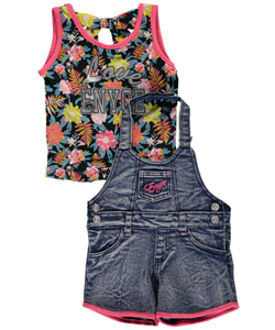 "Enyce Baby Girls' ""Tropical Love"" 2-Piece Outfit - CookiesKids.com"