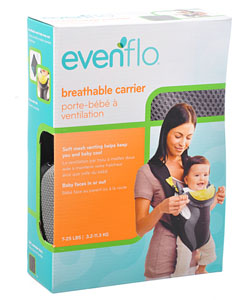 Evenflo Breathable Carrier - CookiesKids.com